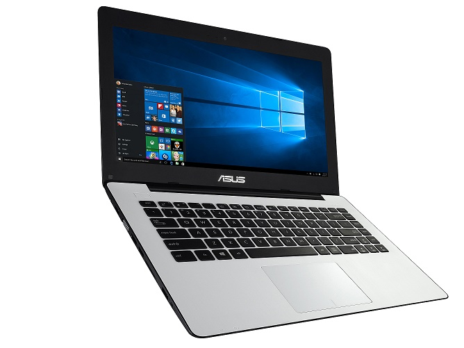 Asus X453SA WX231T, biely