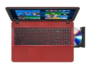Asus X541NA GQ320T, červený