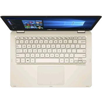 Asus Zenbook Flip UX360CA C4150T, zlatý