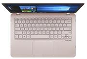 Asus Zenbook Flip UX360UAK BB409T, ružovo-zlatý