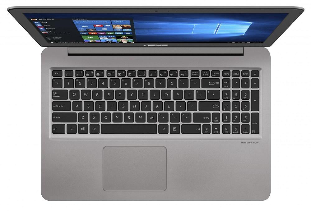 Asus Zenbook UX510UX CN105T, strieborný