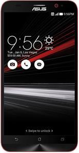 ASUS ZenFone 2 DeLuxe, strieborný