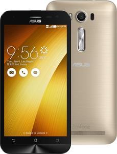 """ASUS ZenFone 2 Laser ZE500KL 5"""" HD Quad-core (1,00GHz) 2GB 32GB LTE Dual SIM Android 5.0 zlatý"""