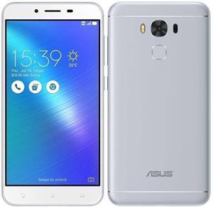 "ASUS ZenFone 3 Max, 5,5"", FHD, 3GB, 32GB, DualSIM, LTE, strieborný"