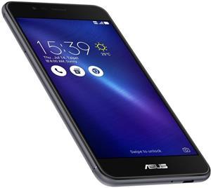 """ASUS ZenFone 3 Max ZC520TL, 5,2"""" HD IPS, 32GB, Dual SIM, LTE, sivý"""
