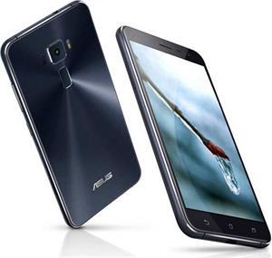 "ASUS ZenFone 3 ZE520KL, 5,2"" FHD, 64GB, Dual SIM, LTE, čierny"