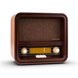 Auna BelleEpoque-1901, retro rádio