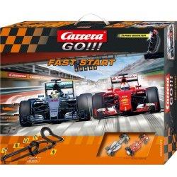 Autodráha Carrera GO Fast Start