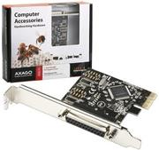 AXAGO PCI adapter 1x paralel port