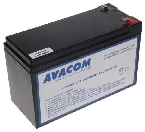 Batéria Avacom RBC2 bateriový kit - náhrada za APC - neoriginální
