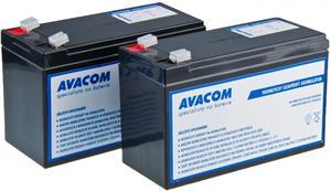 Bateriový kit AVACOM AVA-RBC123-KIT náhrada pro renovaci RBC123 (2ks baterií)