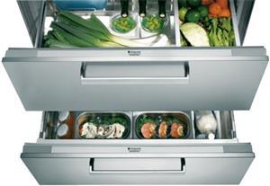 BDR 190 AAI/HA chladnička zásuv. vst. Hotpoint