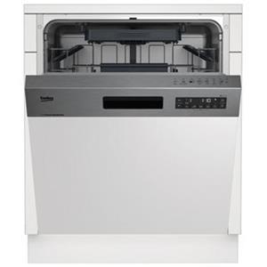 BEKO DSN 28330 X vstavaná umývačka riadu