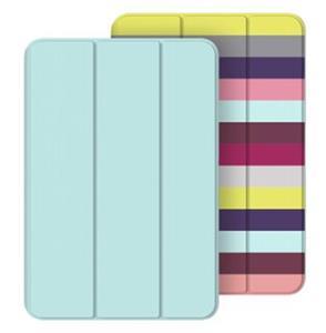 Belkin iPad mini oboustranné pouzdro - Modré/Mutli colour