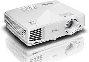 Benq DLP MS527, 3300lm, SVGA, HDMI, SmartEco