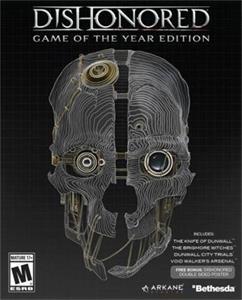 Bethesda Softworks PC hra Dishonored GOTY