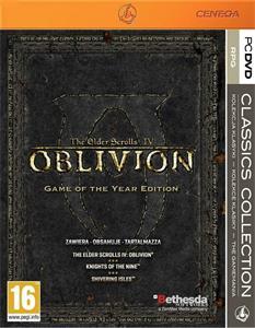 Bethesda Softworks PC hra The Elder Scrolls 4: Oblivion GOTY Deluxe