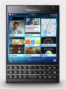 BlackBerry Passport QWERTY, Silver edition