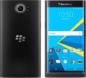 BlackBerry PRIV s Androidem, černá