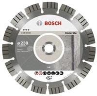 Bosch Diamantový rezací kotúč Best for Concrete - 1 ks