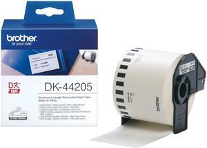 BROTHER DK-44205 (bílá papírová role, 62 mm)