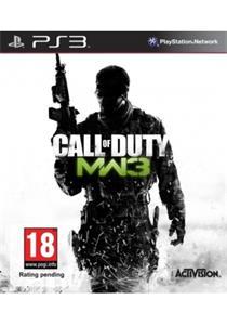 Call of Duty: Modern Warfare 3 (PS3)