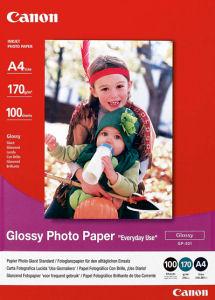 Canon A4, GP-501 Glossy, 210g, 100ks