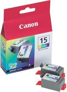 Canon BCI-15, farebný, 2ks