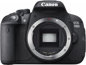 Canon EOS 700D 18-55 DC + 75-300 DC
