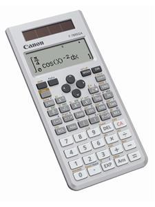 Canon F-789SGA/ Kalkulačka/ 605 vědeckých a statistických funkcí