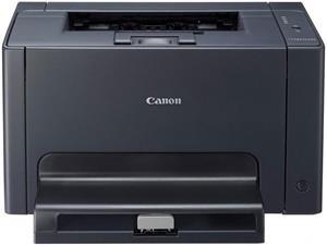 Canon i-SENSYS LBP7018C, (color laser)