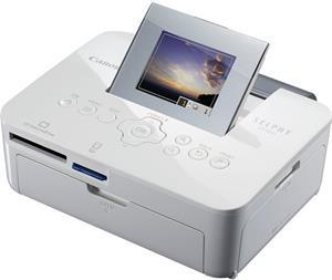 Canon Selphy CP1000, termosublimačná tlačiareň, biela