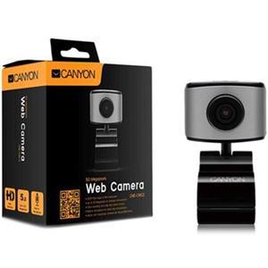 Canyon CNE-CWC2, Webkamera HD, mikrofón, 360° rozsah