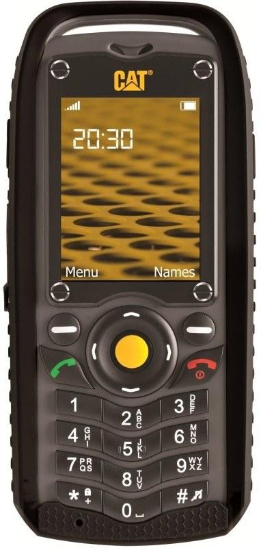 Caterpillar CAT B25, Dual SIM, Čierny