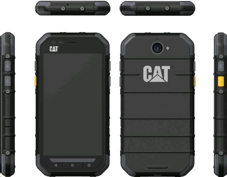 Caterpillar CAT S30, čierny