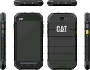 Caterpillar CAT S30, Dual SIM, Čierny
