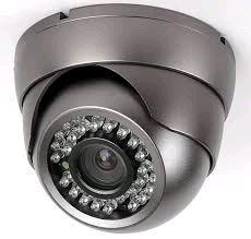 CCTV Farebná CCTV DOME kamera s fixným objektívom