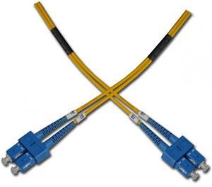 CNS Optický patch kábel duplex SC-SC 9/125 - 2m
