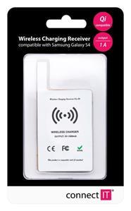 CONNECT IT podložka pro bezdrátové nabíjení pro Samsung Galaxy S4