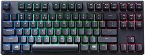 Cooler Master MasterKeys Pro S, klávesnica, herná, mechanická, podsvietená, US