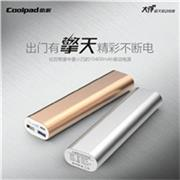 Coolpad BigBoy Power Bank 10400mAh (gold)