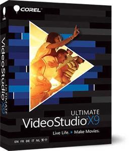 Corel VideoStudio Pro X9 ULTIMATE ML