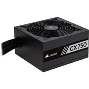 Corsair CX750, 750W, 80 PLUS Bronze