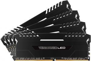 Corsair Vengeance LED 4x8GB, 2666MHz, DDR4 - White LED