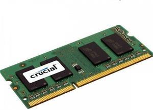 Crucial, 1600MHz, 4GB, DDR3L SODIMM