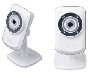D-Link DCS-932L Wifi N kamera MyDlink prisvietenie