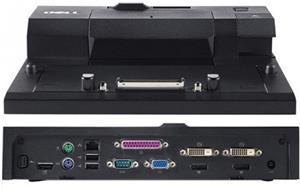 DELL Port Replicator: EURO2 Advanced E-Port II with 240W AC Adapter USB3.0 - Precision