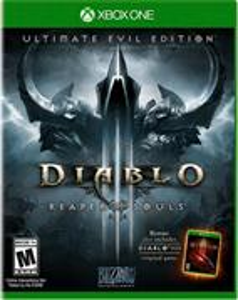 Diablo III Ultimate Evil Edition (Xbox ONE)