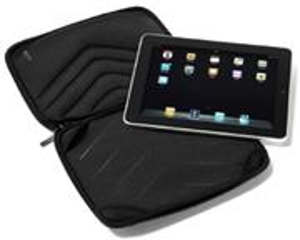 Dicota PadSkin Pro black - ochranné desky iPad2