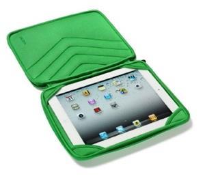 Dicota PadSkin Pro green - ochranné desky iPad2